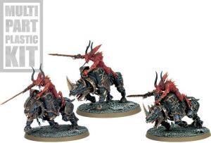 Daemons of Chaos Bloodcrushers of Khorne