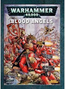 Кодекс: Кровавые Ангелы (5-ая редакция, на английском языке)