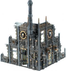 Warhammer 40K: Имперский Мануфакторий (40K Buildings Manufactorum)