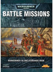 Расширение Warhammer 40.000: Боевые Миссии (на английском языке)