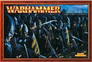 Воины Тёмных Эльфов (Dark Elf Warriors Regiment)