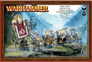 Рудокопы Гномов (Dwarf Miners)