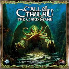 Call of Cthulhu LCG: The Card Game (на английском)