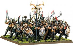 Warriors of Chaos Marauders of Chaos