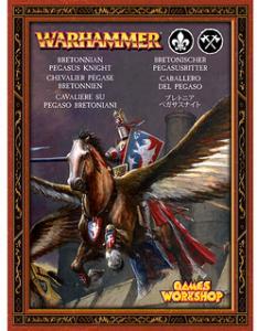 Рыцарь на Пегасе (Bretonnian Pegasus Knights)