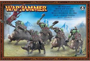 Орки на Кабанах (Orc Boar Boys)