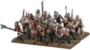 Vampire Counts Zombie Regiment