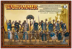 Воины Скелеты Царей Гробниц (Tomb Kings Skeleton Warriors)