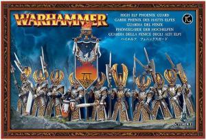 Стража Фениксов Высших Эльфов (High Elf Phoenix Guard)