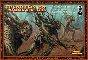 Дриады Лесных Эльф (Wood Elf Dryads)