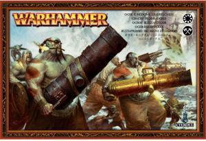 Свинцеметатели Королевств Огров (Ogre Kingdoms Leadbelchers)