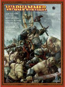 Батальон Королевств Огров (Ogre Kingdoms Battalion, новая версия)