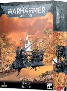 Расхититель Тёмных Эльдар (Dark Eldar Raider)