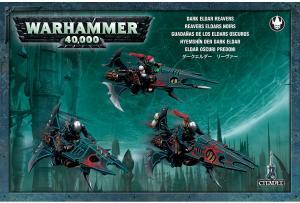 Налётчики Тёмных Эльдар (Dark Eldar Reavers)