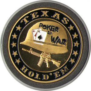 Хранитель карт Poker is a War