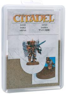 Модельный песок, новая версия (Citadel Modelling Sand)