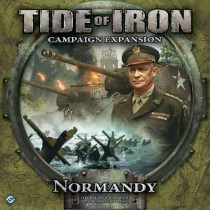 Tide of Iron: Normandy (дополнение, на английском)