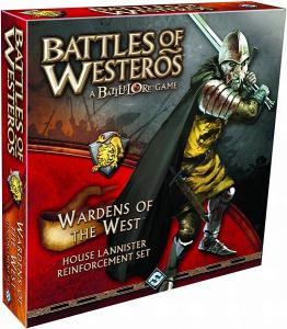 BattleLore: Battles of Westeros. Wardens of West Expension (на английском)
