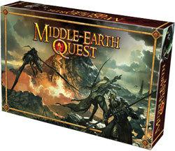 Middle-Earth Quest (на английском)