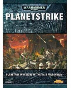 Расширение Warhammer 40.000: Планетарный Удар (Planetstrike) (англ. яз.)