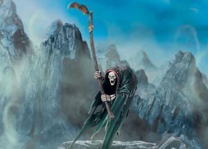 Миниатюры Age of Sigmar: Cairn Wraith