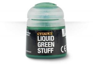 Citadel Liquid Green Stuff 66-12 (жидкая зелёнка)