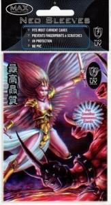 Протекторы Max Protection «Angel vs Demon» уменьшенного размера (50 шт.) 64х93 мм