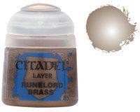 Стандартная краска Runelord Brass 22-66