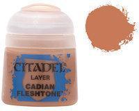 Стандартная краска Cadian Fleshtone 22-36