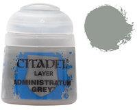 Стандартная краска Administratum Grey 22-50
