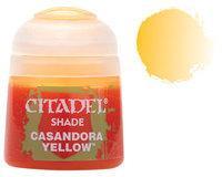 Тень Casandora Yellow 24-01