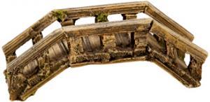 Элемент игрового террейна «Деревянный мост через реку»
