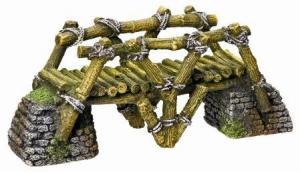 Элемент игрового террейна «Деревянный мост через ручей»