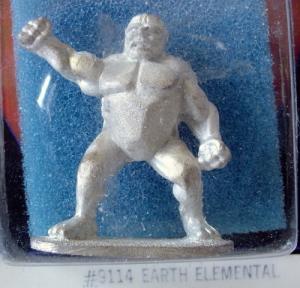 Миниатюра MTG: Earth Elemental