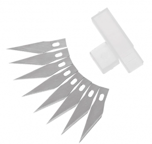 8 сменных лезвий №11 для модельного ножа