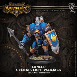 Cygnar: Lancer
