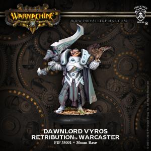 Retribution of Scyrah: Dawnlord Vyros