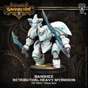 Retribution of Scyrah: Banshee / Daemon / Sphinx