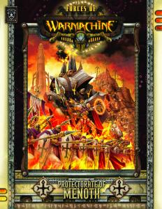 Forces of WARMACHINE: Protectorate of Menoth (на английском языке)