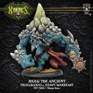 Trollbloods: Mulg the Ancient