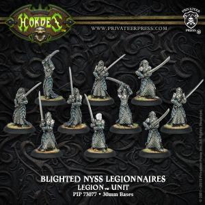Legion of Everblight: Blighted Nyss Legionnaires