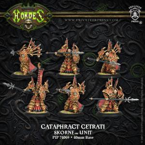 Skorne: Cataphract Cetrati