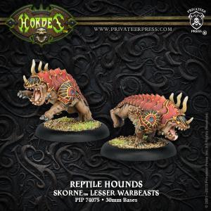 Skorne: Reptile Hounds