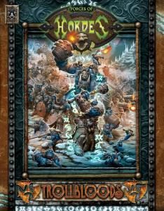 Forces of HORDES: Trollbloods (на английском языке)