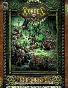 Forces of HORDES: Circle Orboros (на английском языке)