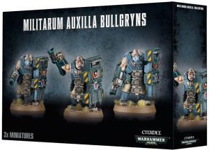 Миниатюры Warhammer 40000: Bullgryns / Ogryns