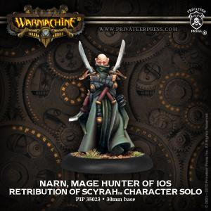 Retribution of Scyrah: Narn, Mage Hunter of Ios