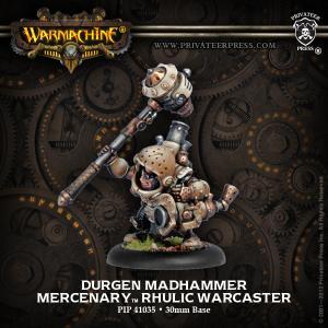 Mercenaries: Durgen Madhammer