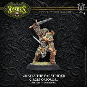 Circle: Grayle the Farstrider