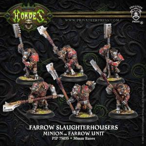 Minions: Farrow Slaughterhousers